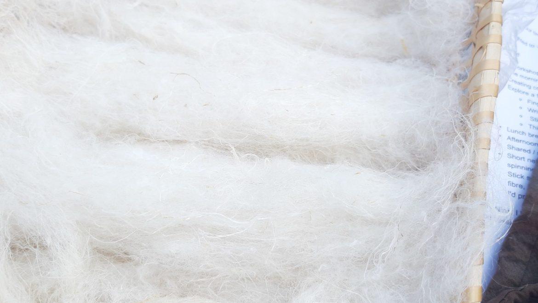 Nettle cordage and sustainable fibre making